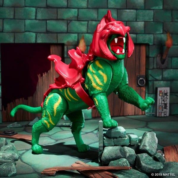Masters of the Universe Origins Battle Cat 2020 Mattel