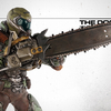 1/6 Scale The Doom Marine Praetor Suit Figure From ThreeA