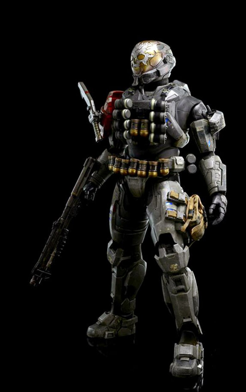 New 1/6th Scale Halo EMILE A-239 Spartan-III & Spartan Mark
