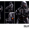 1/6 KillZone figure – Hazmat Trooper Figure Images