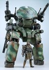 Lost Planet 2 GTF-11 Drio Vital Suit With A Pilot 1/12th Scale Collectible Figure Set