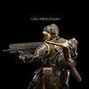 1/6th Scale Lost Planet 2 Mercenary Figure