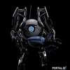 Portal 2 Atlas and P-Body Figure Images From 3A