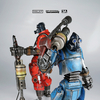 1/6th Scale VALVe Team Fortress 2 Robot Pyro First Look From 3A