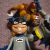 Batman Legacy Wave 2 Action Shots