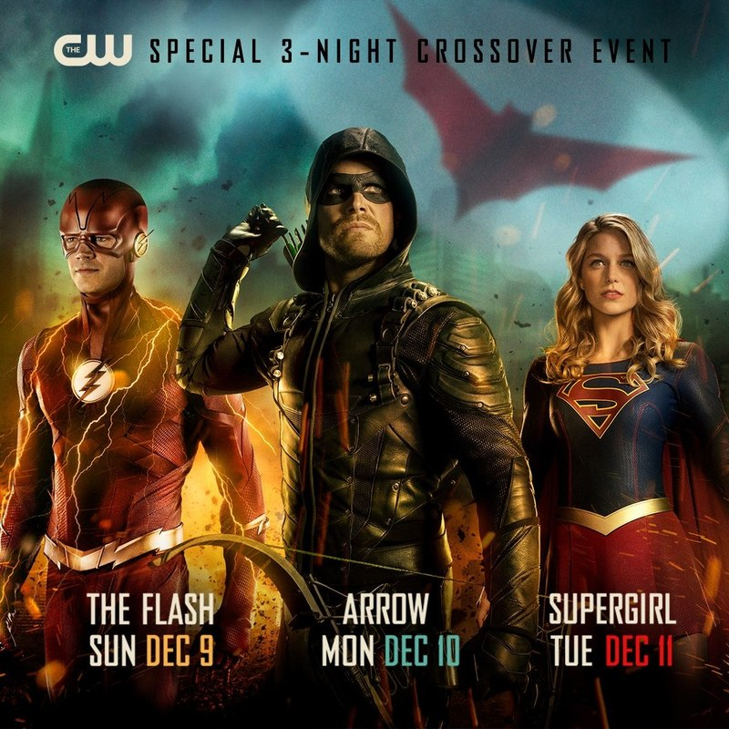 Lucifer Season 4 Cw: CW's 'Elseworlds' Crossover