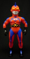 Captain Maxx Soft Vinyl Figure Red Edition