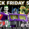 Black Friday, TF POTP, Hulk, Justice League, Star Wars, Play Arts Kai, Ghostbusters & More At BBTS