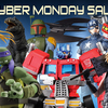 Cyber Monday Sale Launches & Black Friday Sale Continues At BBTS