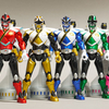 Power Rangers Limited Edition San Diego Comic-Con 2012 Exclusive!