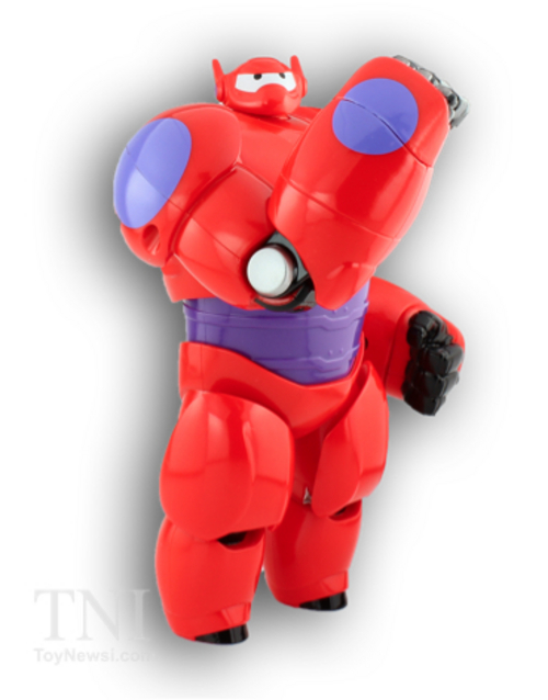 2014 Sdcc Exclusive Big Hero 6 Baymax 6 Quot Figure From Bandai