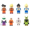 Dragon Ball Z LEGO Style Mini-Figures Coming From Bandai.