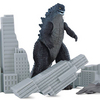 Bandai Godzilla 2014 Movie Figures