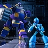 Mega Man Trading Figures & Super Mini-Pla Ride Armor