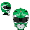 Mighty Morphin Power Rangers Legacy Green Ranger 1:1 Scale Wearable Helmet