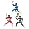 Mighty Morphin Power Rangers Legacy Metallic 6.5