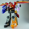 Power Rangers Legendary Nippon Megazord