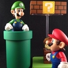 S.H. Figuarts Super Mario Luigi In-Hand Images & Yoshi First Look