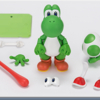 New Images For The S.H. Figuarts Nintendo Yoshi Figure