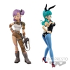 Dragon Ball Bulma Figures