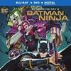 Batman Ninja - Blu-Ray Trailer, Synopsis & Release Information