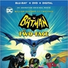 Batman Vs. Two-Face - Blu-Ray Trailer, Artwork And Release Date