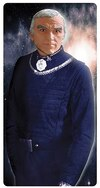 Battlestar Galactica: Adama 12-inch Figure