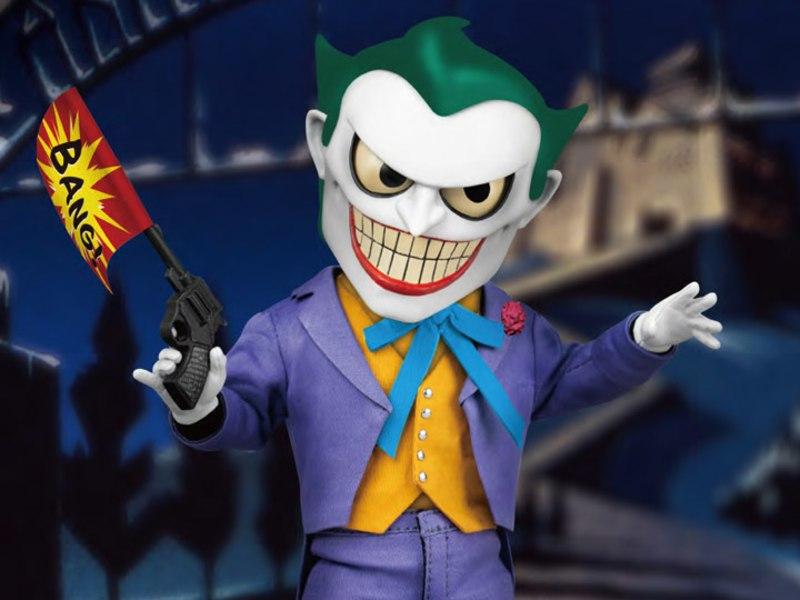 Batman: The Animated Series Egg Attack Action EAA-102 Joker Figure