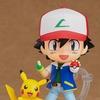 Pokemon Nendoroid No.800 Ash & Pikachu