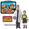 Venture Bros. Rusty & Jonas Venture Sr. w/Tin Tote SDCC Exclusive