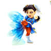 Street Fighter Diorama Chun-Li Figure From BigBoysToys