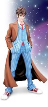Dynamix Tenth Doctor Who Ultra-stylised Vinyl Figurine