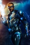 The CW's 'Black Lightning' First-Look Image Revealed