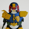 Blind Mouse Toys Presents The Cosplay Penguin: Judge Dredd Figure