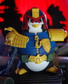 'Cosplay Penguin' Judge Dredd Figure
