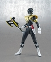 2014 SDCC Exclusive S.H. Figuarts Power Rangers Armored Black Ranger