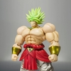 2016 SDCC Exclusive S.H. Figuarts DBZ Broly Premium Color Edition Figure
