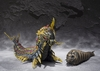S.H.MonsterArts:  Mothra & Battra Larva Set