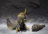 S.H.MonsterArts:  Mothra & Battra Larva Set