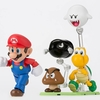S.H. Figuarts Super Mario Diorama Play Set D