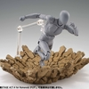 Tamashii Effect Grey & Beige Figures