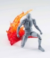 Tamashii Effect Burning Flame Figures