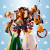 Toy Story Chogokin Giant Robot From Tamashii Nations
