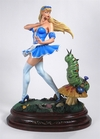 Return to Wonderland Alice Liddle Statue From CS Moore