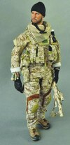 Medal Of Honor Warfighter 1/6 Preacher Figure