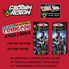 Captain Action 2014 NYCC Exclusives