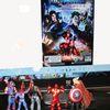 Caption The Pic: Launch Day Of The DC Universe Online Game At Avengers Tower