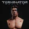 Terminator Genisys 1984 Battle Damaged T-800 Bust