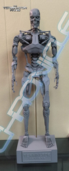 Terminator Genisys Premium 1/4 Scale Endoskeleton Figure Preview