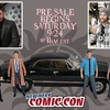 NYCC Exclusive Supernatural TV Series Car & Figures & Ewoking Dead Figure